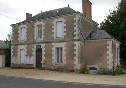 Mairie de Chigné