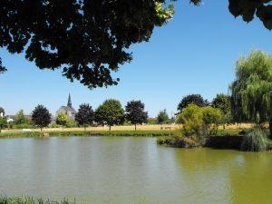 étang de Chigné