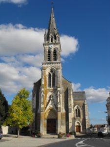 église de Noyant