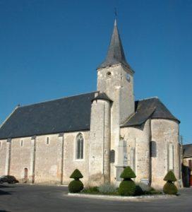 église de Genneteil