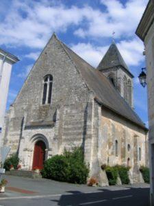 église de Lasse