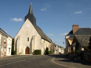 église de Meigné-le-Vicomte
