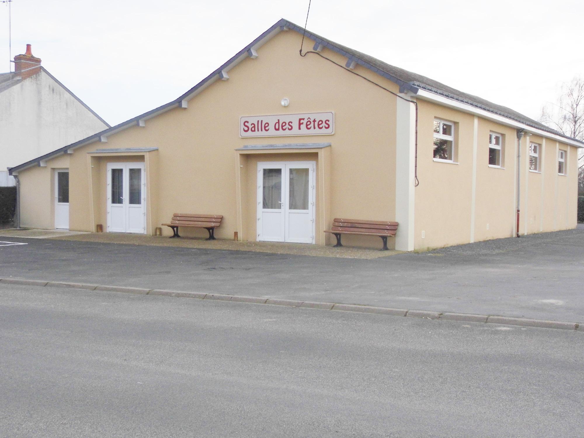Salle des fêtes de Broc