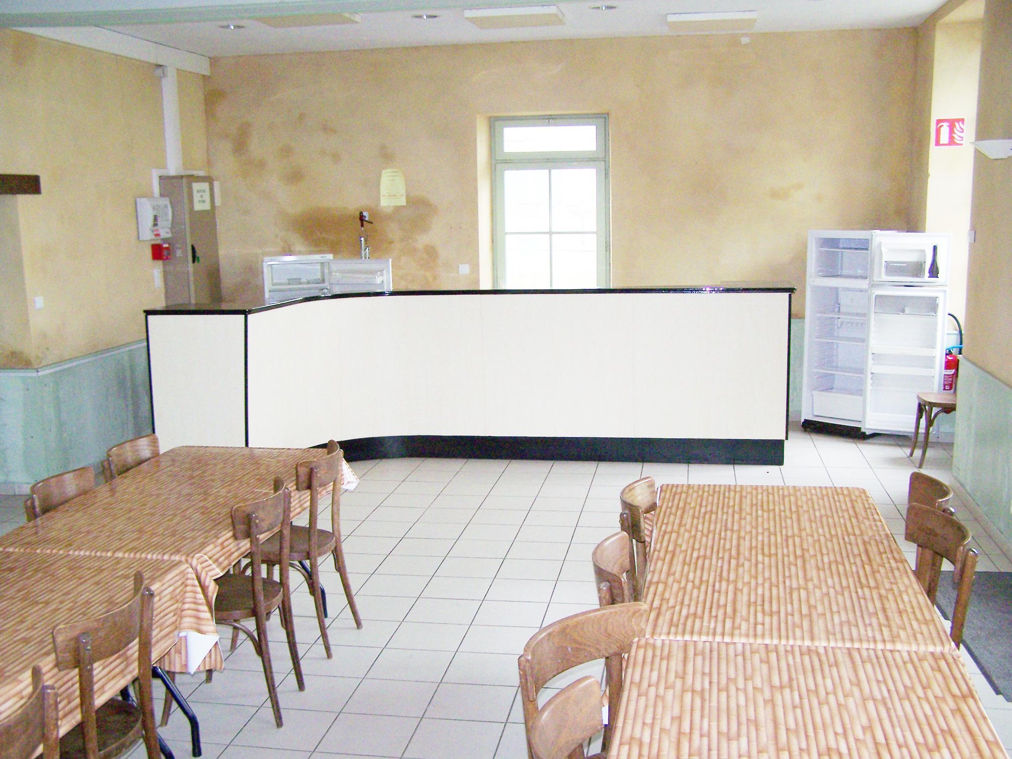 Salle des fêtes de Genneteil