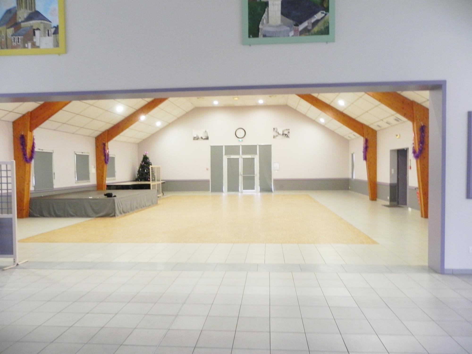 salle des fêtes de Lasse