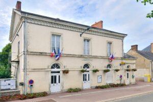 Mairie d'Auverse