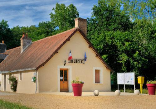 Mairie de Linières-Bouton