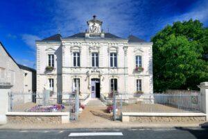 Mairie de Parçay-les-Pins