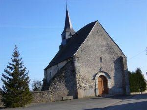 église de Méon