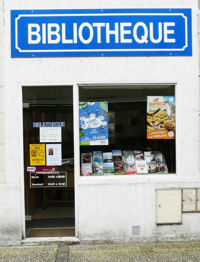 Bibliothèque de Noyant
