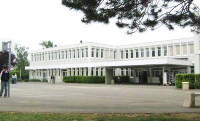 Collège Porte d'Anjou à Noyant