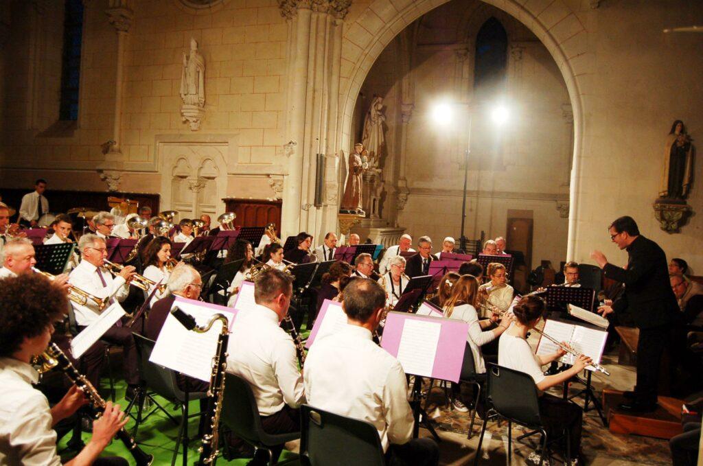 L'harmonie municipale de Noyant