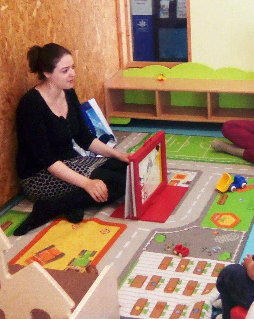 Le relais des assistantes maternelles