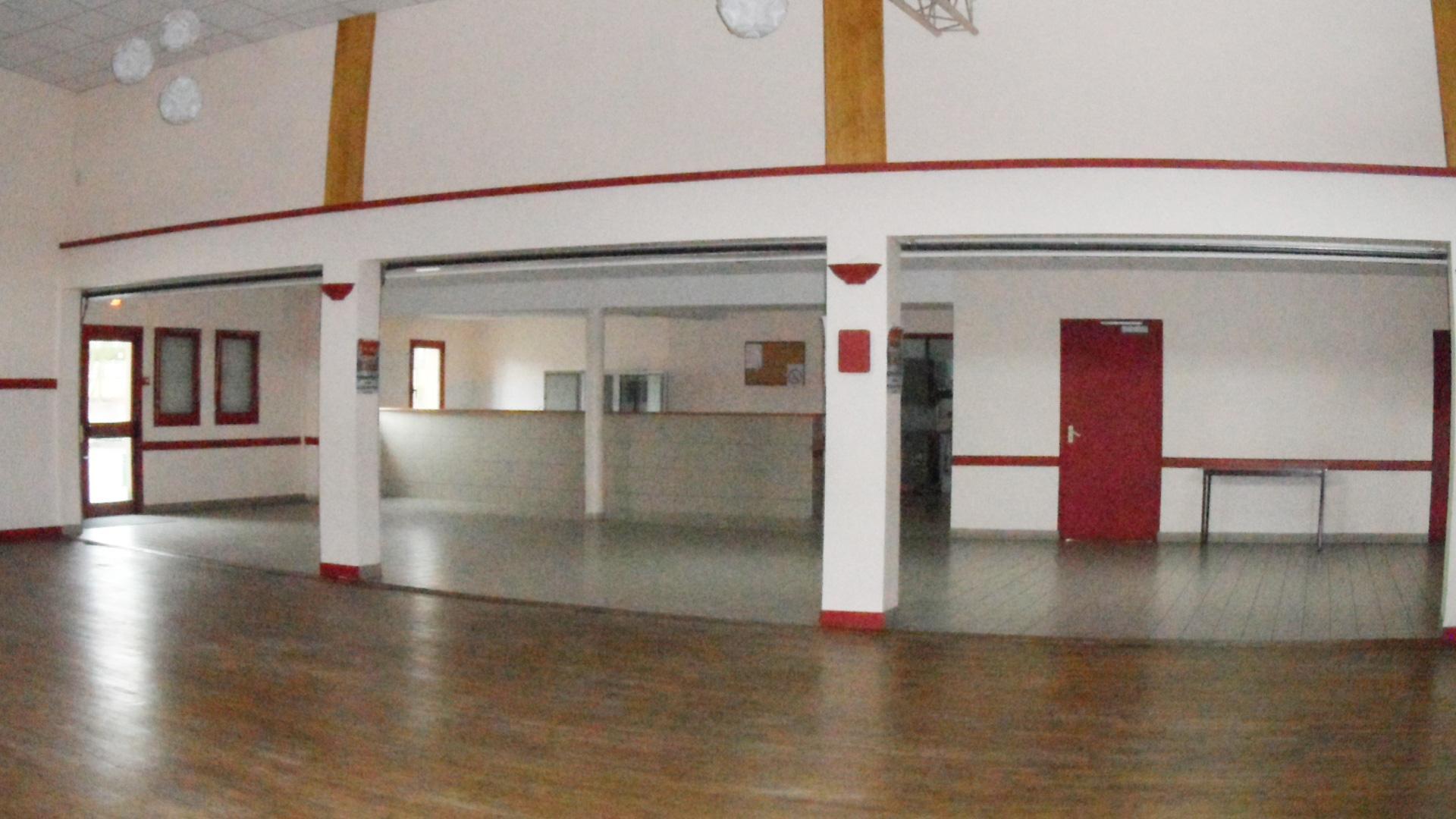 Salle des fêtes de Parçay-les-Pins