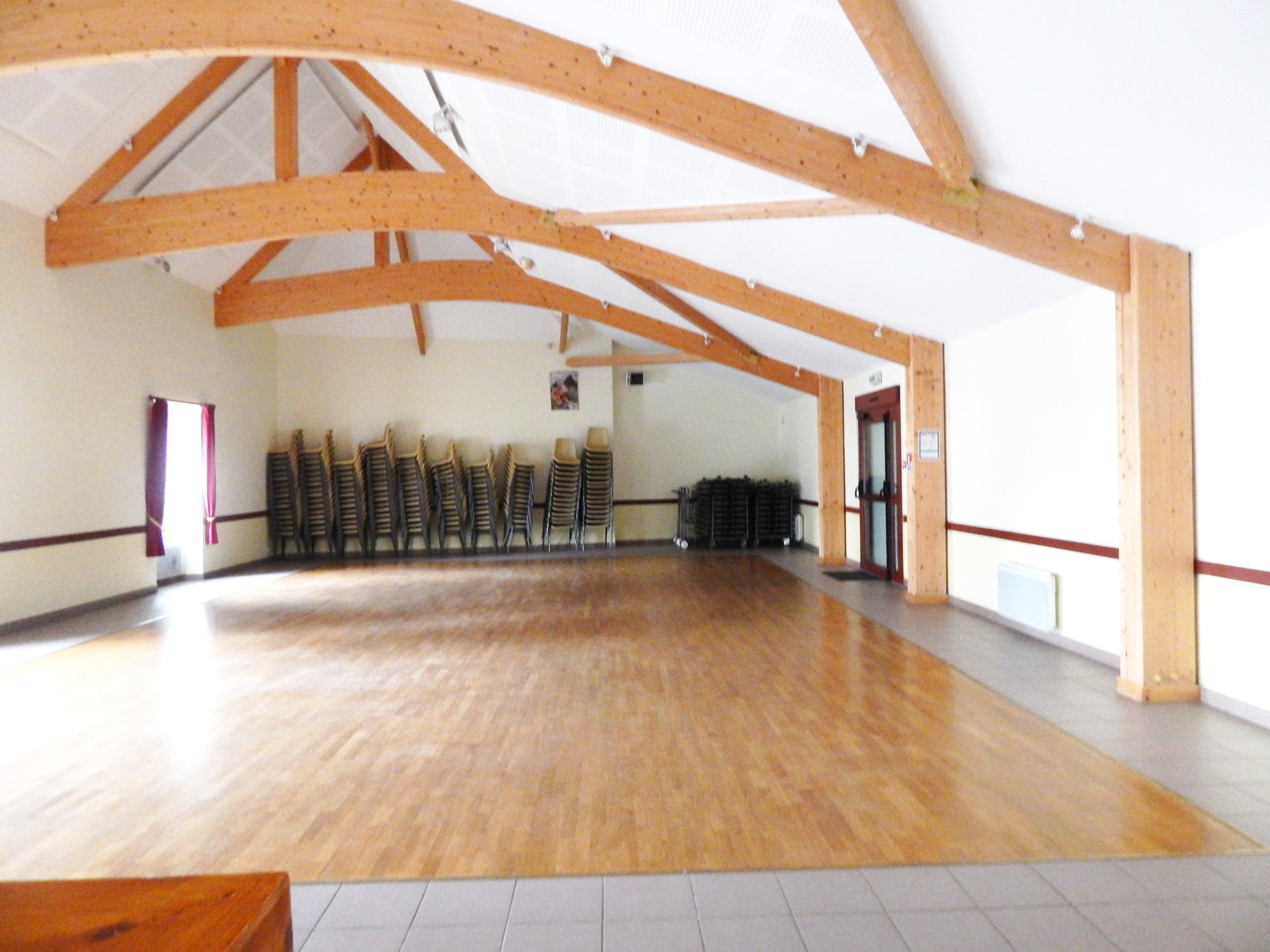 salle des fêtes de Chigné
