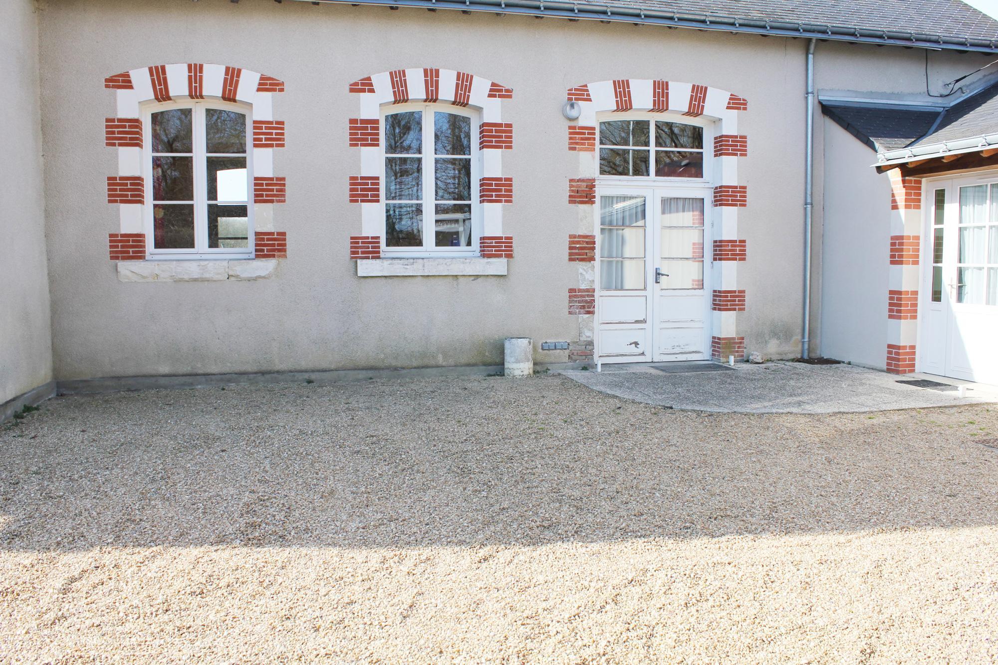 Salle des fêtes de Linières-Bouton