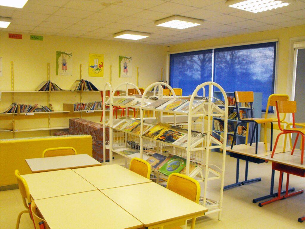 école de Noyant