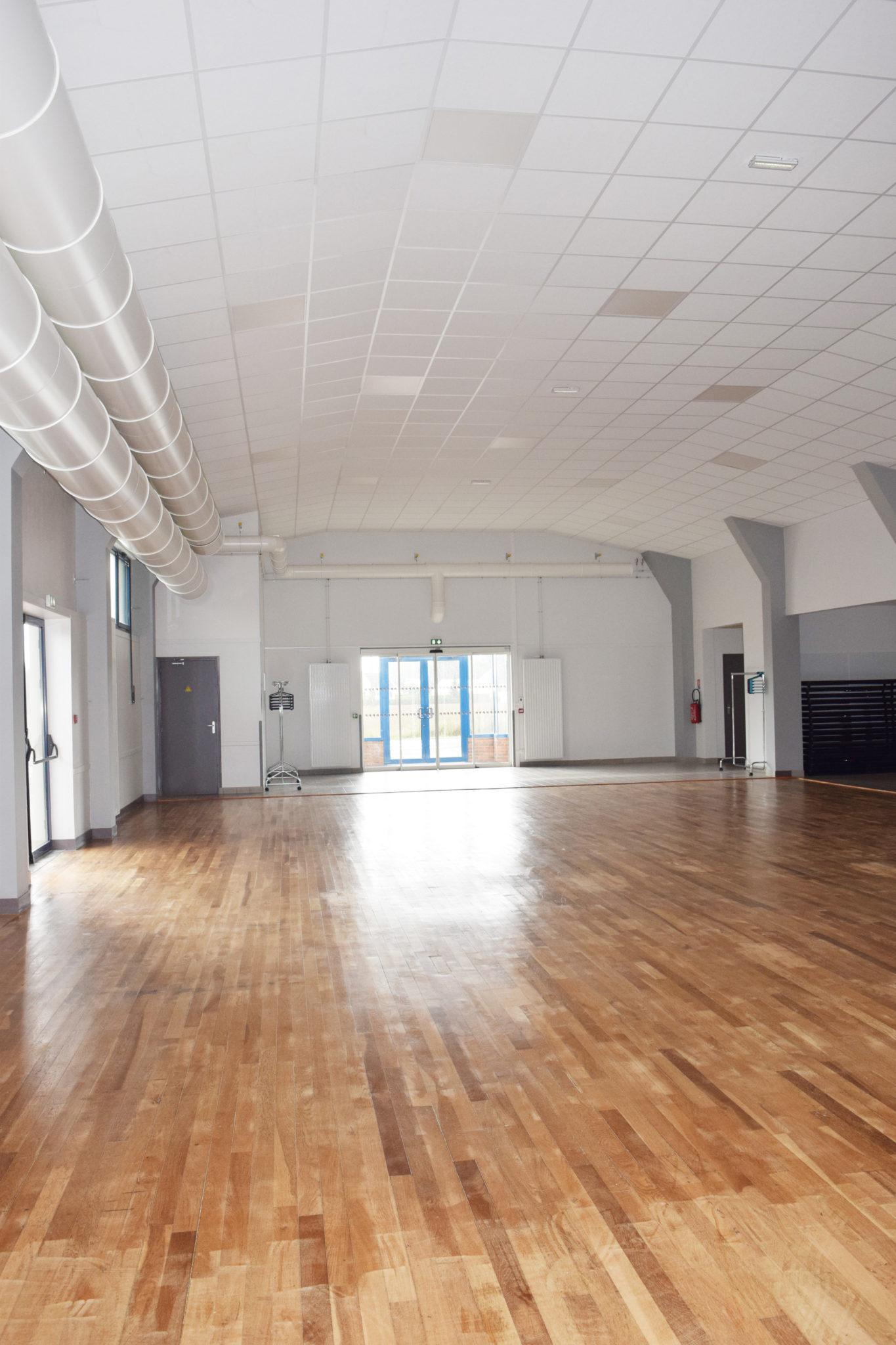 Salle Delaporte Noyant
