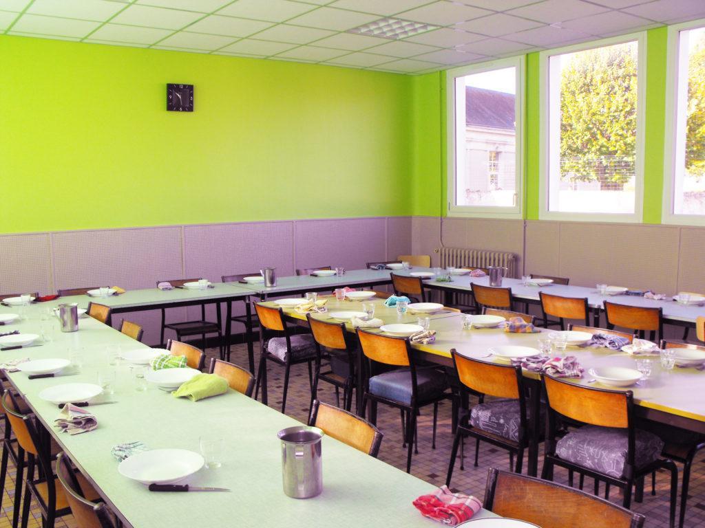 Restaurant scolaire d'Auverse