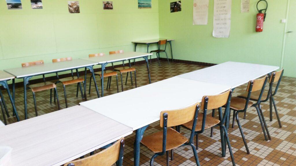 Restaurant scolaire de Broc