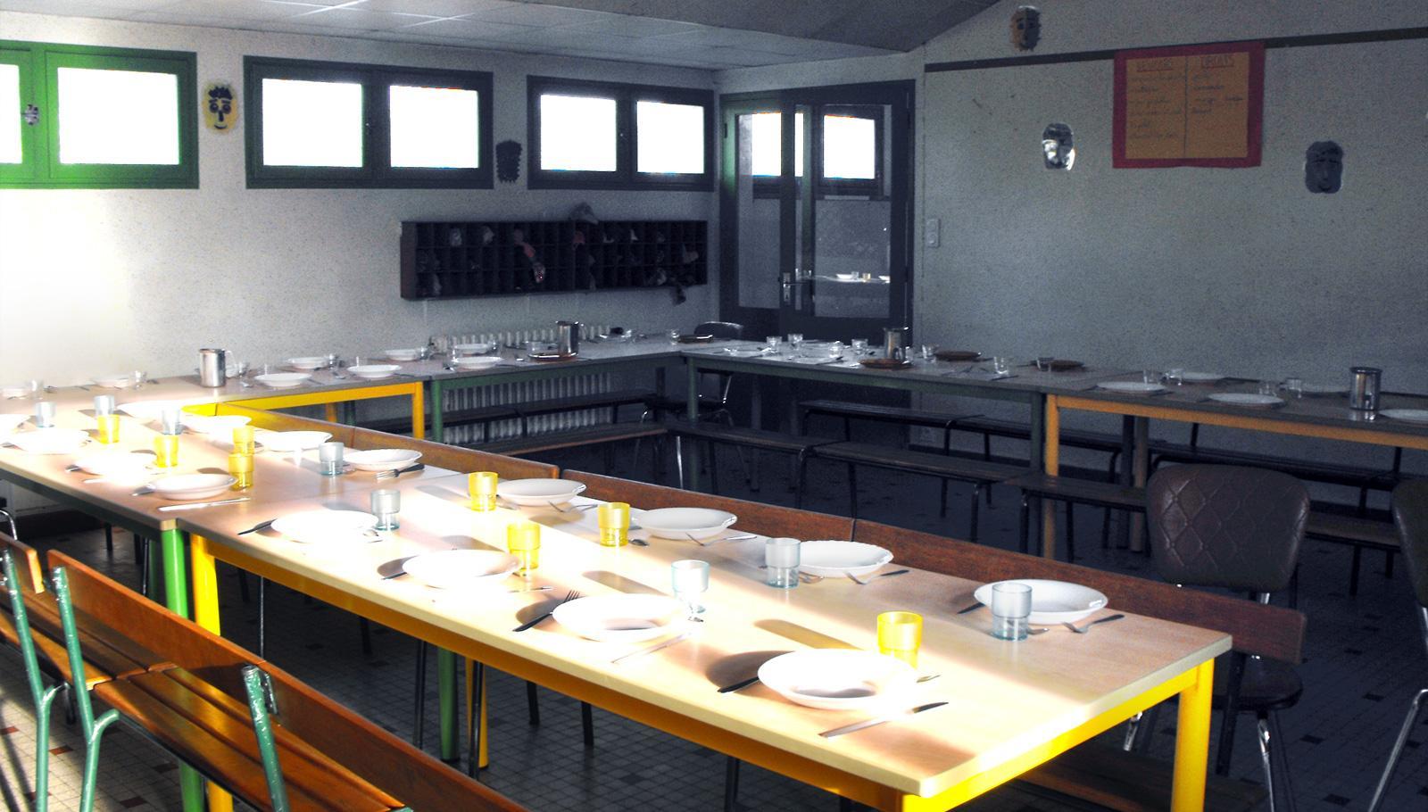 Restaurant scolaire de Parcay