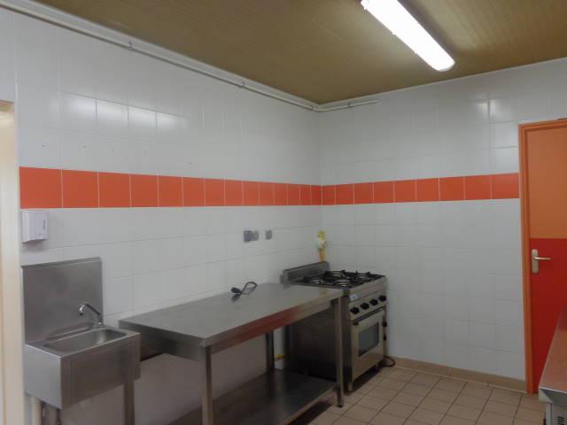 cuisine Centre socio culturel Auverse