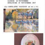 Exposition de peinture à Breil